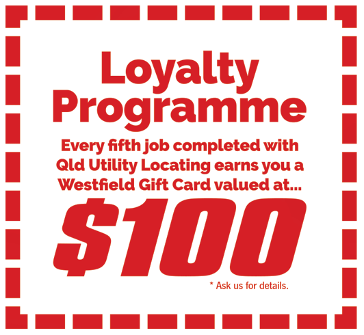Ask about our Loyalty Programme- $100 Gift Card from Westfield